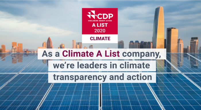 Lundbeck Ranks as One of the World's Leading Companies for Climate Efforts