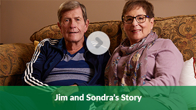 Jim and Sondra's Story Video